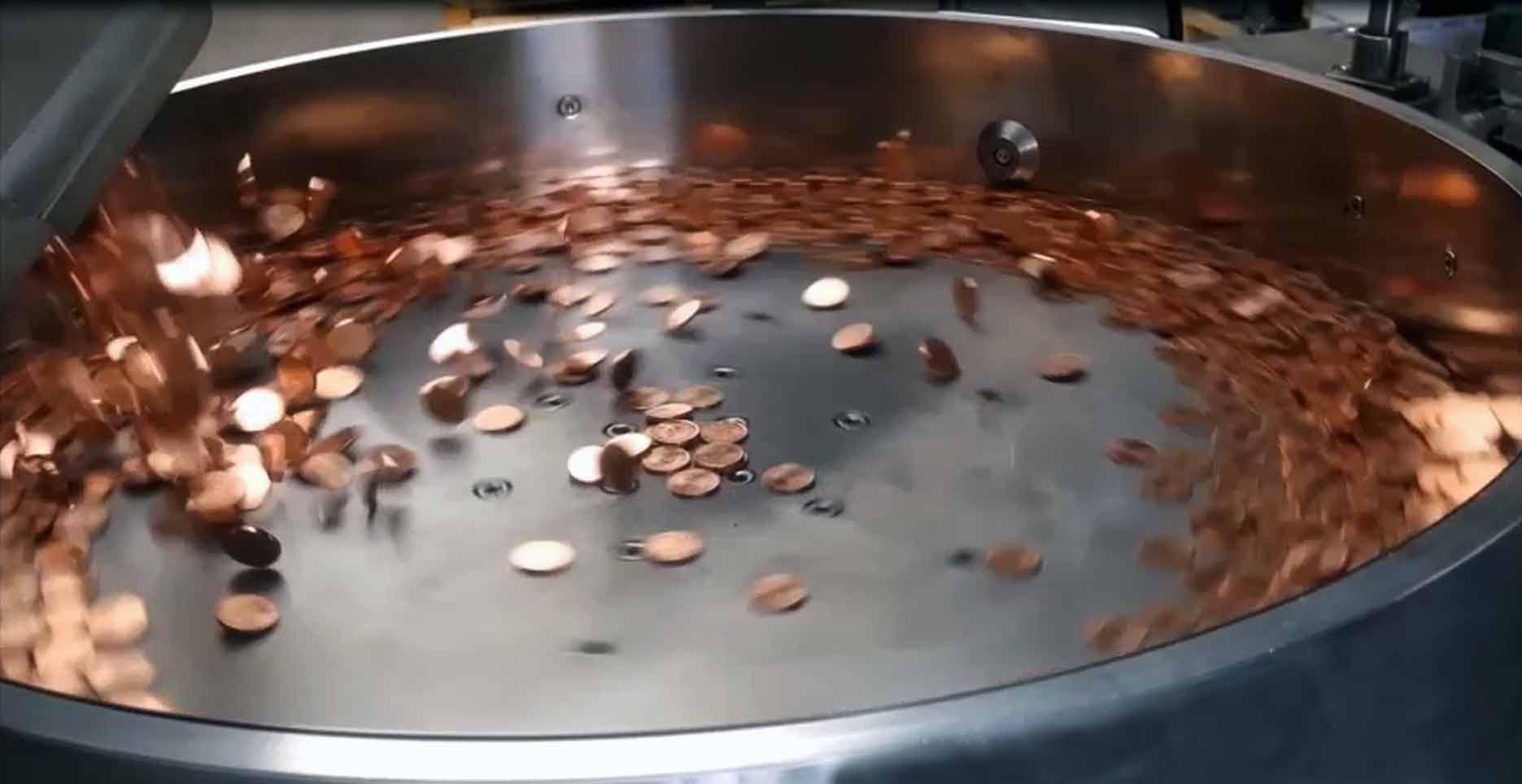coins counter
