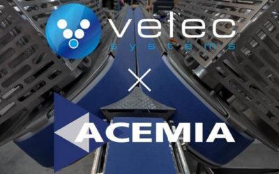 Rapprochement stratégique ACEMIA – VELEC Systems