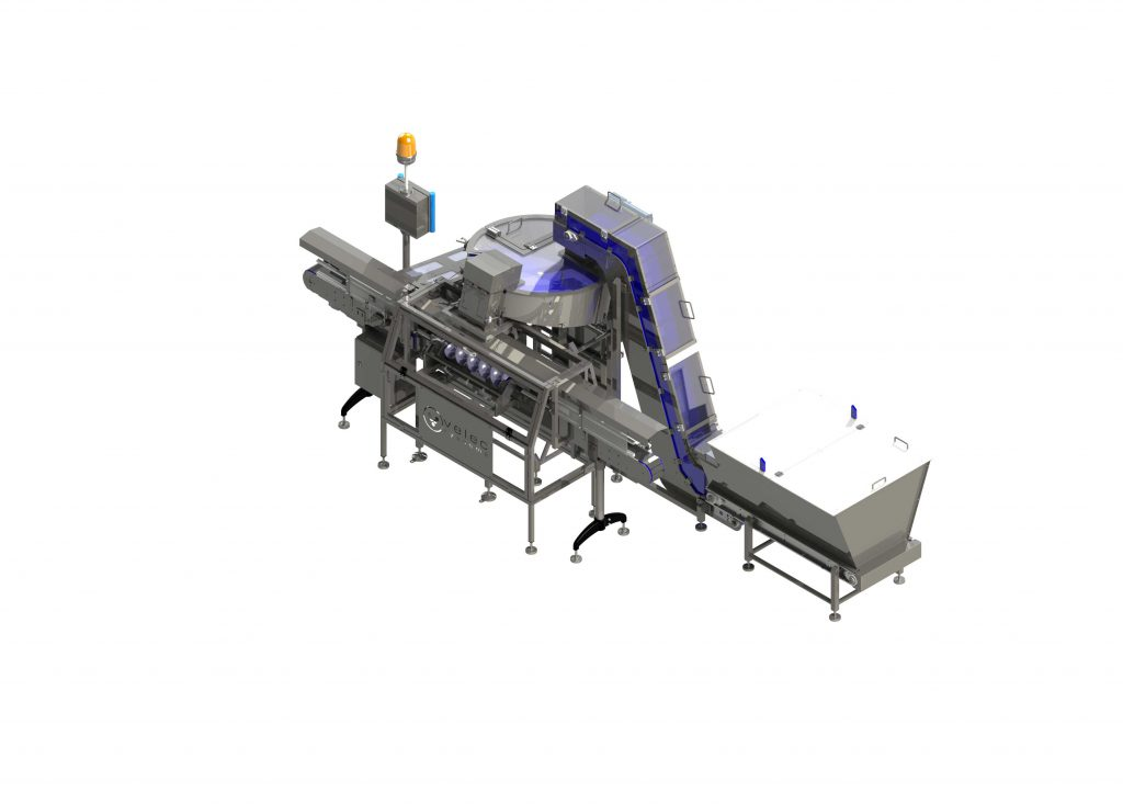 This is the velec systems tin can counting solution