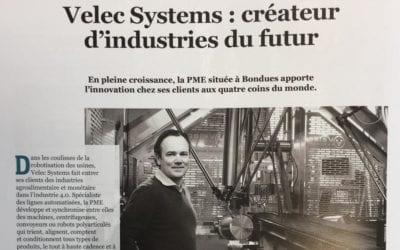 VELEC Systems à l'honneur dans l'ECO21