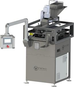 Circulation coin counters - Velec Systems